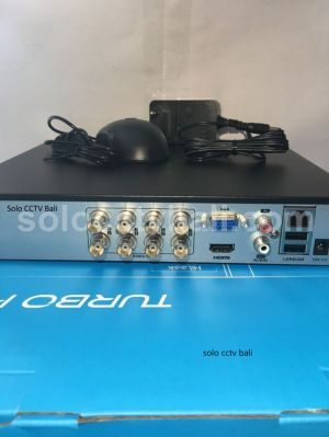 DVR HILOOK 8 CHANNEL DVR-208G-F1 4in1