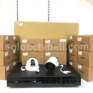 Paket Camera CCTV 2mp 16ch Avtech + Pasang